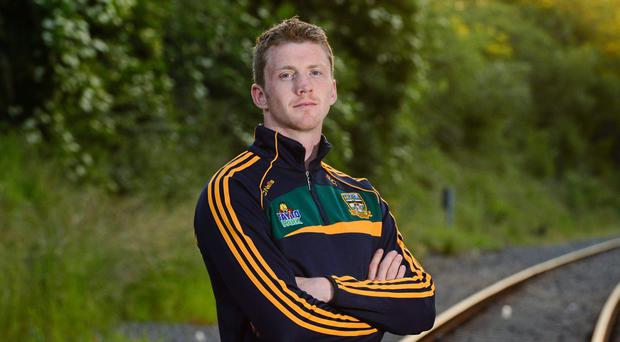 Meath's Kevin Reilly. Picture credit: Paul Mohan / SPORTSFILE