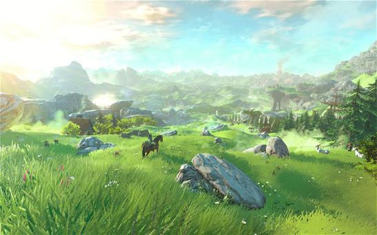 The Legend of Zelda for Wii U is scheduled to be released in 2015.