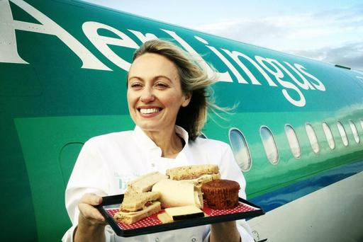 The airline has introduced delicious Irish additions to their On Board Bia menu this week.
