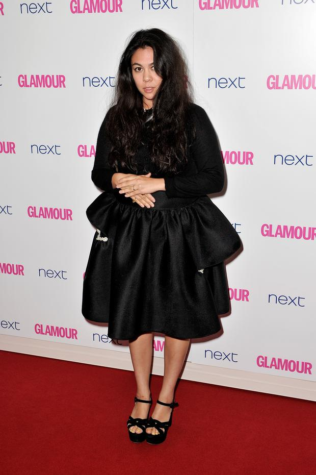 Simone Rocha attends the Glamour Women of the Year Awards at Berkeley Square Gardens in London, England