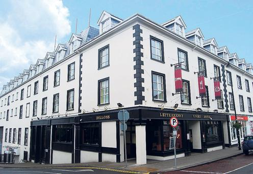 CBRE has confirmed the successful sale of the Letterkenny Court Hotel