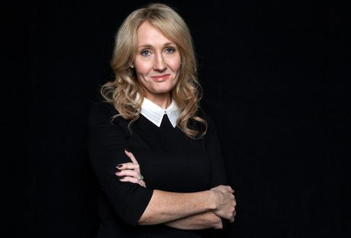Calls for unity: JK Rowling gave €1.25m in funding to the group Better Together