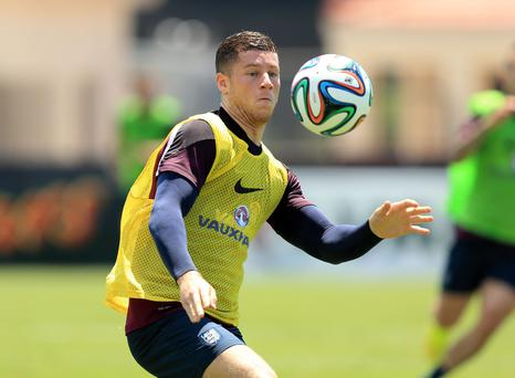 England's Ross Barkley