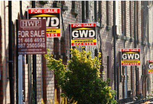 House prices outside the capital are rising too