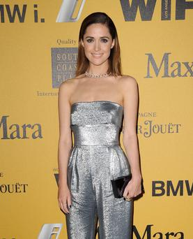 Actress Rose Byrne attends the Women In Film 2014 Crystal + Lucy Awards at the Hyatt Regency Century Plaza on June 11, 2014 in Century City, California. (Photo by Jason LaVeris/FilmMagic)