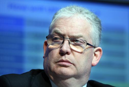 Tony O'Brien, Director General of the HSE