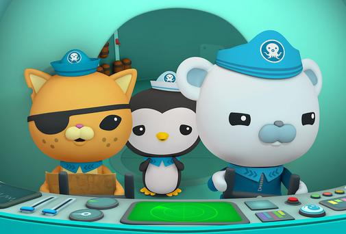 The Octonauts and the Mariana Trench Adventure, directed by Academy Award nominee Nicky Phelan, has been selected for official competition. The series is based around a crew of eight adorable animals who explore the ocean in search of adventure and fun. It is produced in Ireland by Brown Bag Films for Silvergate Media, and premiered on the BBC in October 2010.