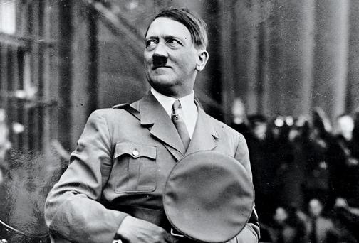 Adolf Hitler: the Nazis looted treasures in World War Two