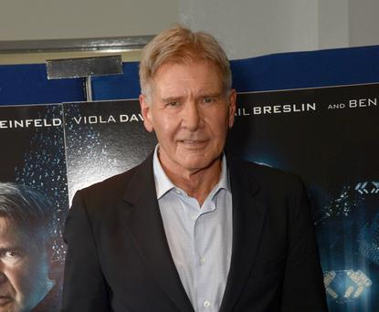 Harrison Ford has been injured on the set of