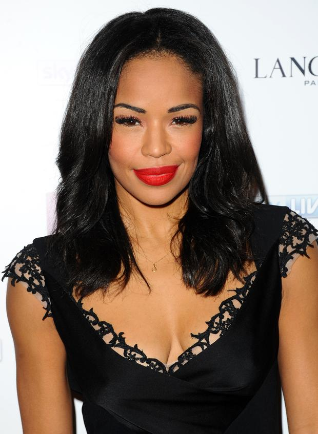 Sarah Jane Crawford attends InStyle magazine's The Best of British Talent pre-BAFTA party at Dartmouth House on February 4, 2014 in London