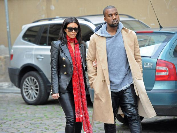 Kanye West - Newly wed Kanye may be egotistical, but his innate eye for fashion can't be denied. Dad to North (1), the rapper has a unique sense of style and a taste for high fashion, citing the like of Maison Martin Margiela, Givenchy, Louis Vuitton, Dior, and Gucci as his favourites.