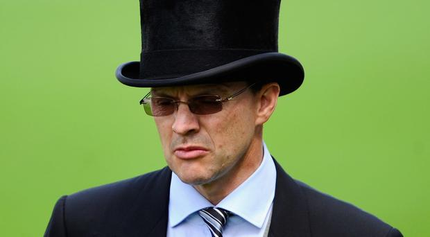 Aidan O'Brien will be hoping that Leading Light can oblige in the Ascot Gold Cup next Thursday. Photo: Alan Crowhurst/Getty Images for Ascot Racecourse