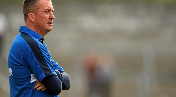 Waterford manager Niall Carew