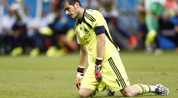 Iker Casillas and his colleagues will have to pick themselves up quickly after their drubbing at the hands of Holland