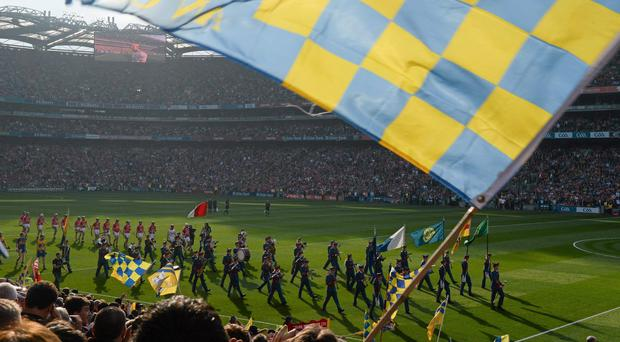 Clare and Cork supporters in their thousands watched last year's All-Ireland SHC final, and tomorrw's game will be the first re-run in Munster of that game. Photo: Ray McManus / SPORTSFILE