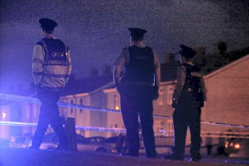Gardai are investigating the incident. Photo: Arthur Carron