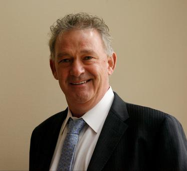 Dragons Den member Peter Casey