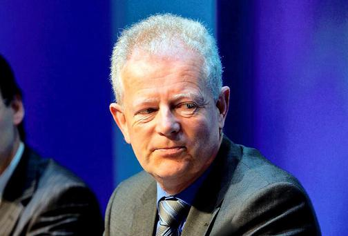 Data Protection Commissioner Billy Hawkes. Photo: Mark Condren