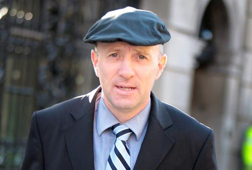 Independent TD Michael Healy Rae, who is also a postmaster, last night accused An Post of 'cannibalising' the network. Photo: Tom Burke