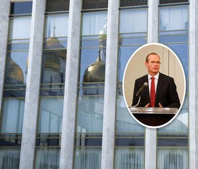 ICSA beef chairman Edmond Phelan has called on Agriculture Minister Simon Coveney (inset) to engage with his Russian counterpart over the offal ban.