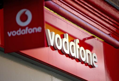 Vodafone is to buy an Italian car electronics maker