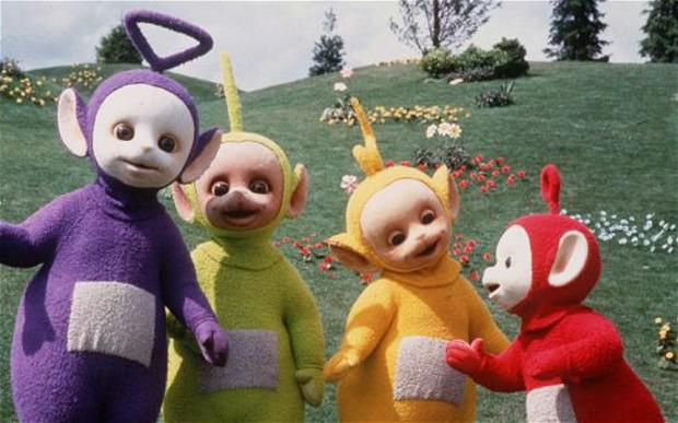 Teletubbies are returning to the BBC