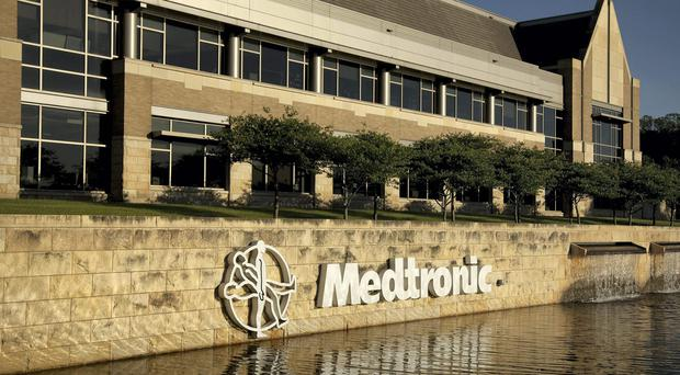 Medtronic HQ in Minneapolis, Minnesota, U.S