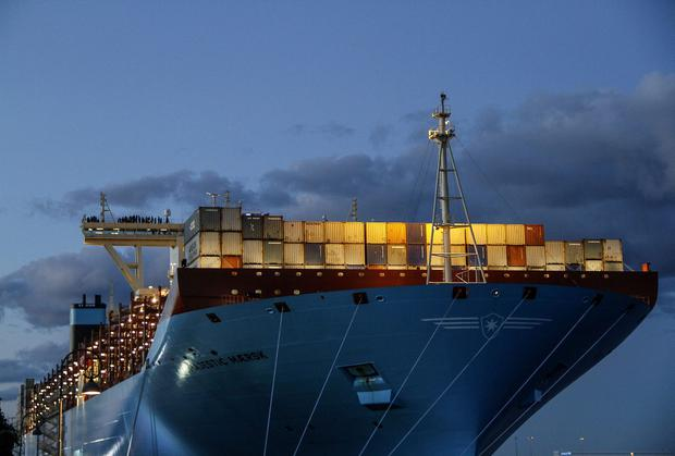 Maersk rules the world's commercial shipping lanes - Independent ie