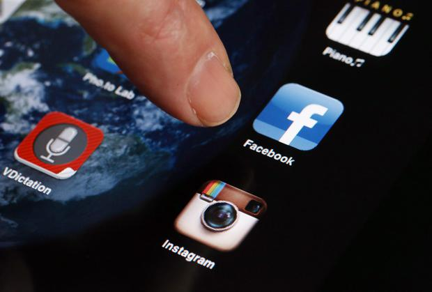 Social media sites provide another place to mourn loved ones