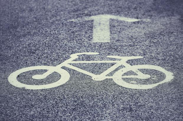 Wheels are in motion for a coast to coast cycle route