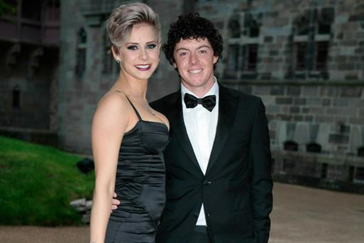 Holly and Rory dated for several years before splitting in 2011