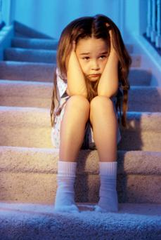 Child psychologist David Carey says that being afraid of the dark is one of the most common phobias to affect small children..