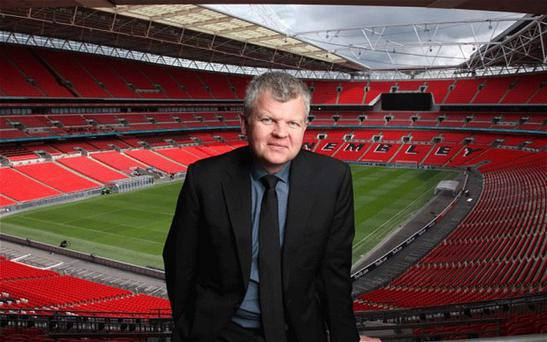 ITV anchorman Adrian Chiles is drowning in a pool of his own sweat in the scorching sunshine of Rio.