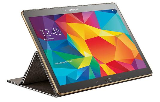 Samsung Galaxy Tab S was launched last week.