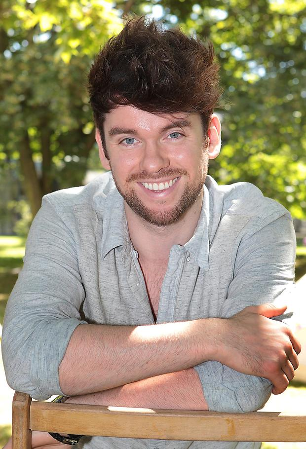 2fm presenter Eoghan McDermott pictured at the Rte 2fm Summer launch at Rte Radio Studios in Donnybrook, Dublin. Pictures : Brian McEvoy