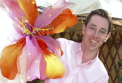Ryan Tubridy pictured at the Rte 2fm summer launch