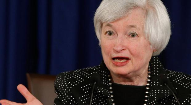 Janet Yellen, Chair of the Board of Governors of the Federal Reserve System