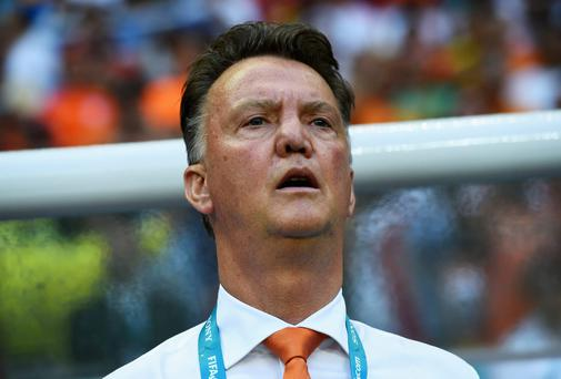 Louis van Gaal has been given a gentle start to his spell as Manchester United boss, with no league fixtures against their main rivals for silverware until October. Photo: David Ramos/Getty Images