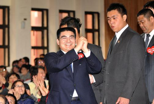 China's most famous philanthropist Chen Guangbiao