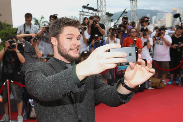 Jack Reynor arrives at the worldwide premiere screening of