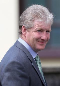 Racehorse trainer Philip Fenton at Carrick-on-Suir District Court in Co Tipperary