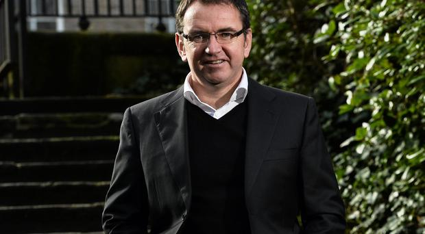 Former Hibs manager Pat Fenlon is on Sligo Rovers' shortlist to replace the departed Ian Baraclough. Photo: David Maher / SPORTSFILE