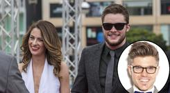 HONG KONG - JUNE 19: Jack Reynor and Madeline Mulqueen arrive at the worldwide premiere screening of