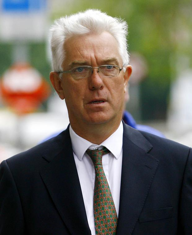 Judge Patrick McCartan had initially adjourned sentencing to October next but the case was re-entered this month after O'Toole again began tweeting about Ms Doran.