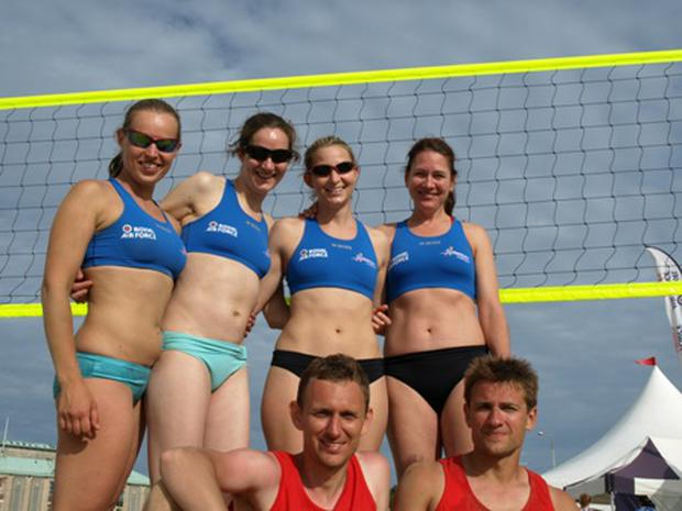 9b48365abef0a Irish beach volleyball team to star in Continental Cup - Independent.ie