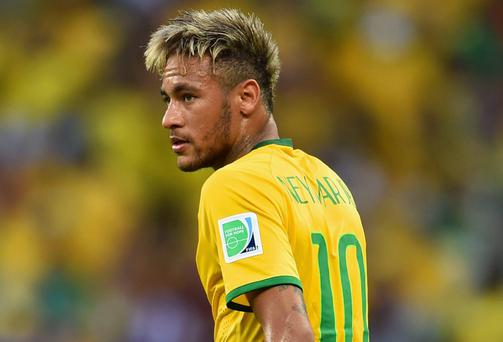 Neymar has been one of the few shining lights in Brazil's campaign to date. Photo: Buda Mendes/Getty Images