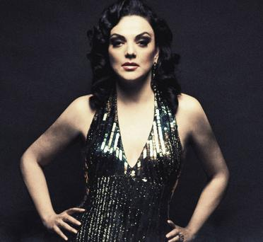 Georgian soprano Tamar Iveri blamed her husband for a Facebook post comparing gay people to 'sewage'