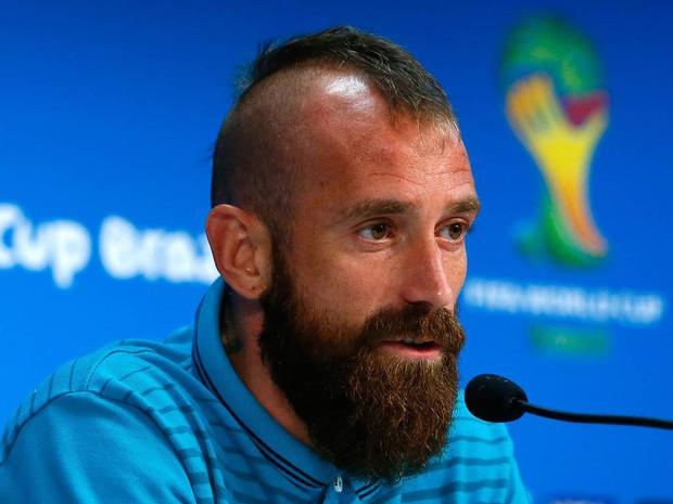 Raul Meireles: A man who wouldn't look out of place with the hipster crowd, Ronaldo's team-mate Raul Meireles has the best beard of the World Cup. He needs to spend more time on his hair, though.