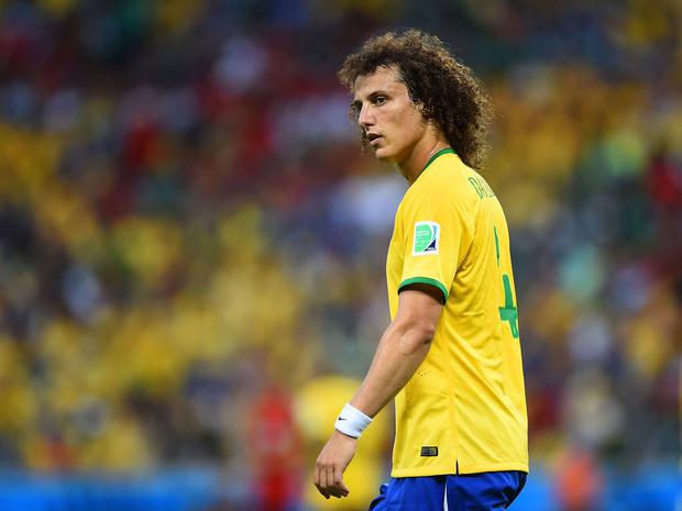 David Luiz: The third Brazilian in this list sent this internet into a spin with rumours he had chopped off his famous locks, David Luiz emerged with his curly head of hair in tact. A living, breathing Sideshow Bob.