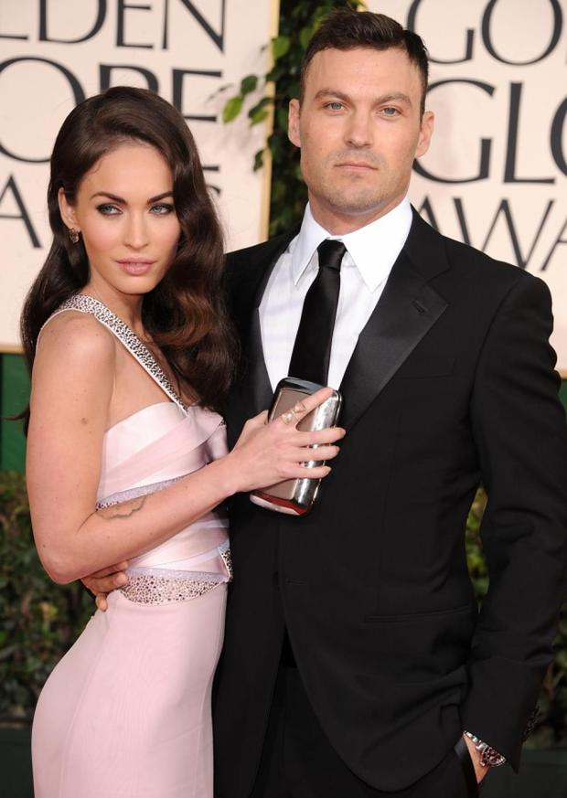 Megan Fox and Brian Austin Green left shook after they are ...